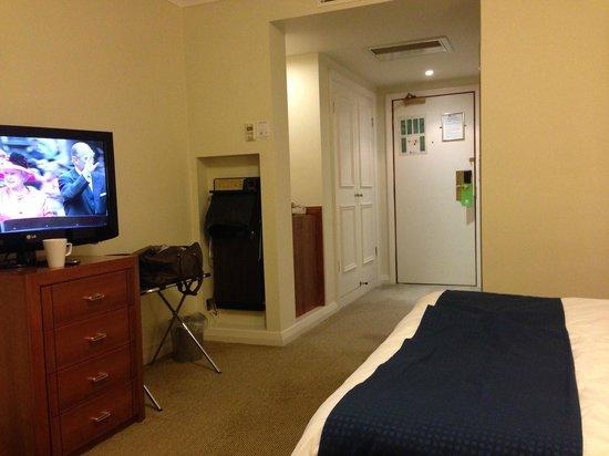 Holiday Inn Haydock M6, Jct 23: Bedroom