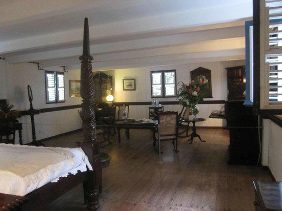 Habitation Clement: maison des maitres