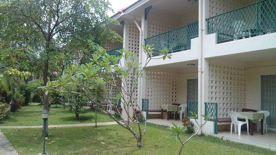 Baramie Residence: Наш корпус