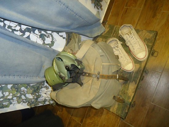 Insider City Tours & Excursions: Soldiers clothes