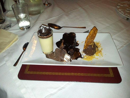 Cavendish Hotel: Birthday surprise.
