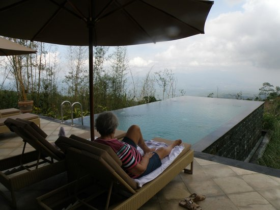 Munduk Moding Plantation: Privat Infinity pool