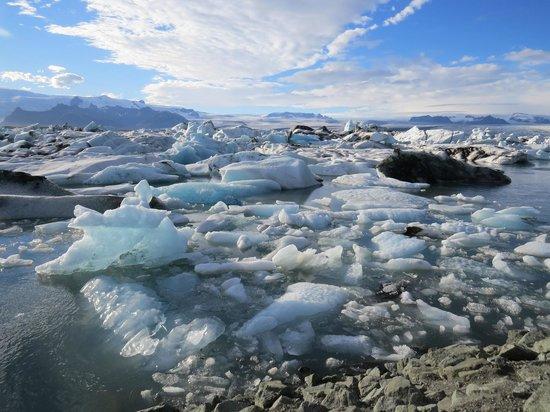 Hella, Iceland: Glacier Lagoon