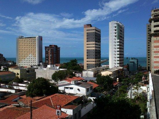Hotel Casa de Praia: Vista do hotel