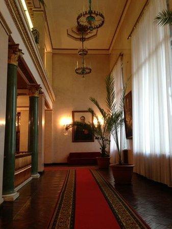 Sovietsky Historical Hotel: Коридорище!!!