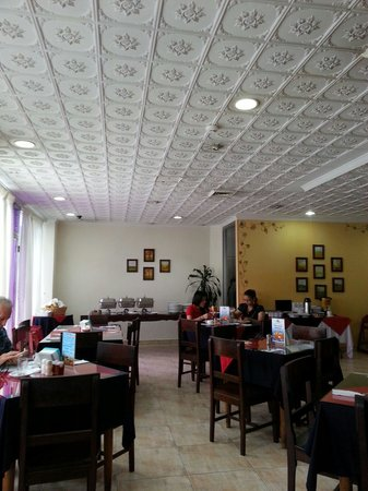 Hotel Aramo: Comedor