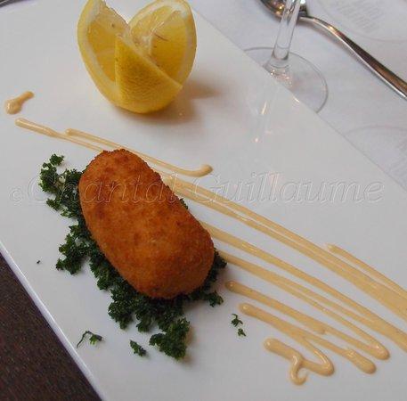 Midi Station: Croquettes crevettes