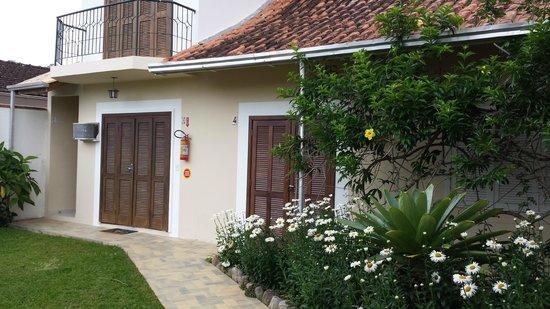Pousada Jardim Porto Belo: Apartamentos