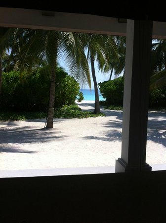 Velassaru Maldives: View from the Reception