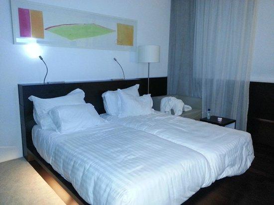 VIP Grand Lisboa Hotel & Spa: chambre