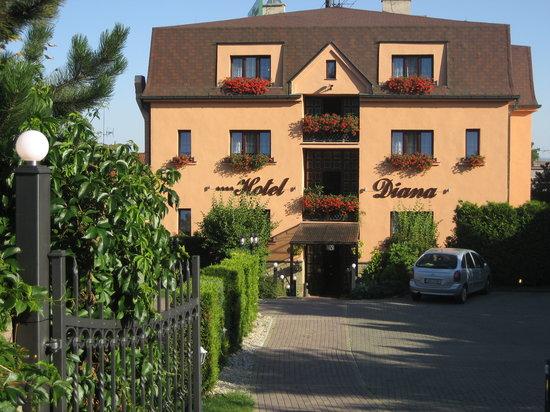 Hotel Diana U Kucharu