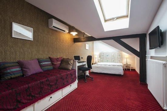 Sodispar Serviced Apartments: Newcastle Bedroom