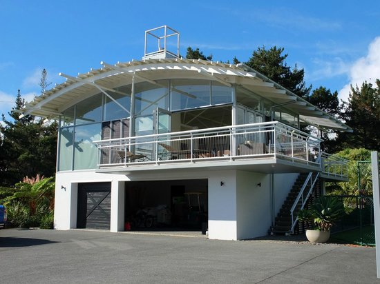 Paroa Bay Winery: Weka House