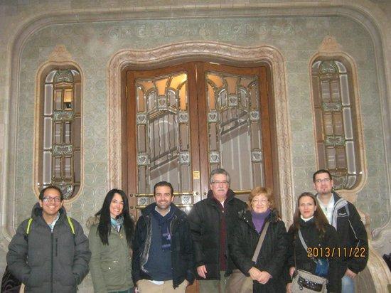 Free Budapest Tours & Multilingual Guides : Grupo tour en castellano 22-11-13