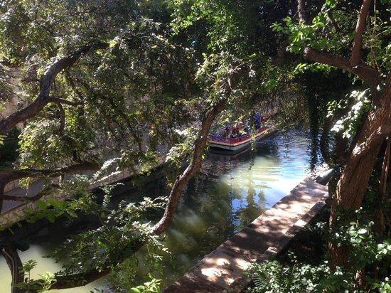 Omni La Mansion del Rio: View from my room!