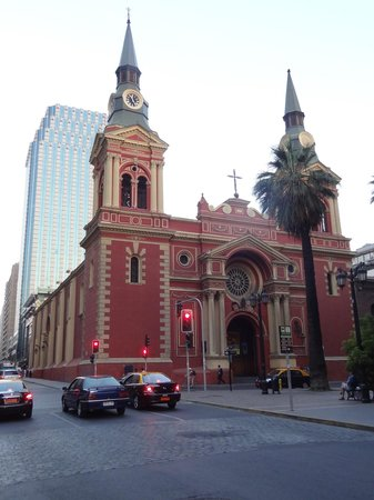 Santiago Tours: Igreja La Merced Santiago