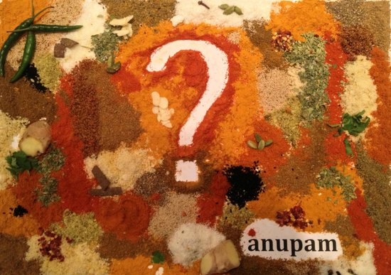 Anupam: Past Facebook competition. how many different spices are there?