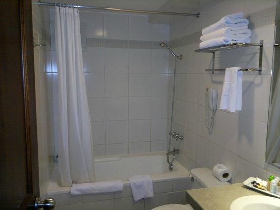 El Dorado San Agustin: Banheiro
