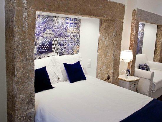 The Art Inn Lisbon: Quarto Duplo
