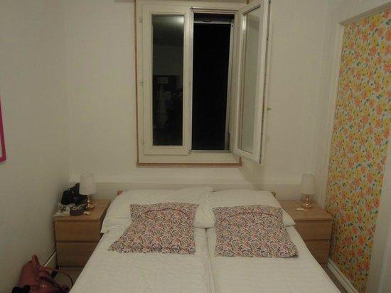 Hotel Rugenpark B&B: Quarto confortável