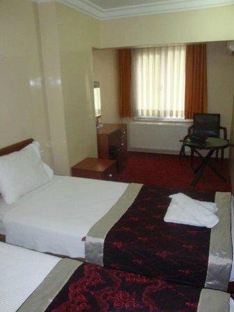 Kafkas Hotel Istanbul: good