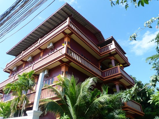 Bou Savy Guest House: the front guesthouse building
