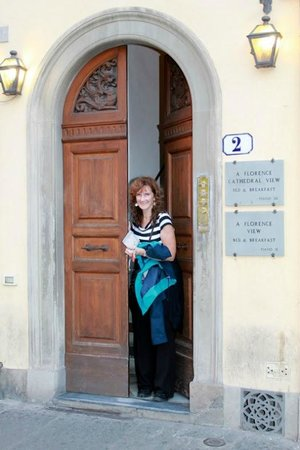 """Welcome to """"A Florence View B&B"""""""