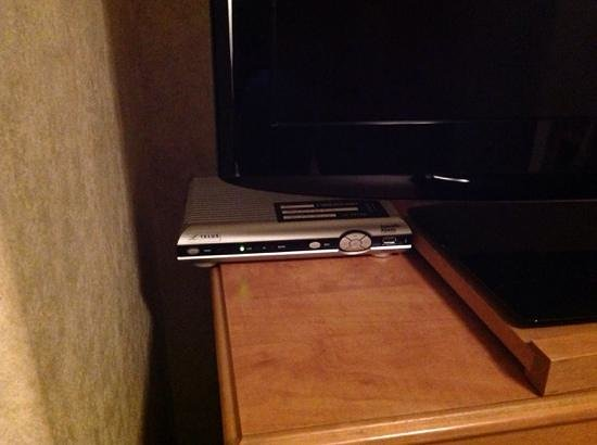 Best Western Grande Prairie Hotel & Suites : change TV service provider