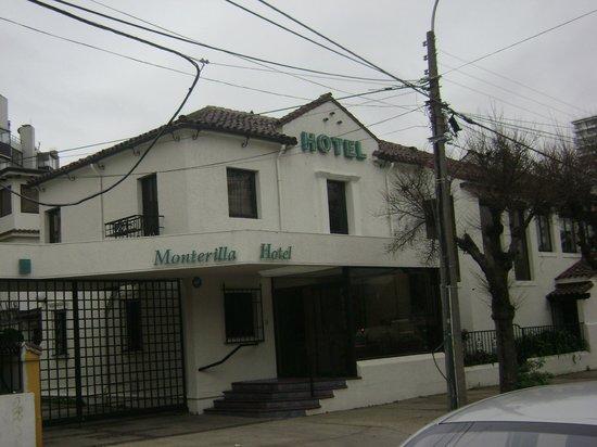 Hotel Monterilla: Exterior del hotel
