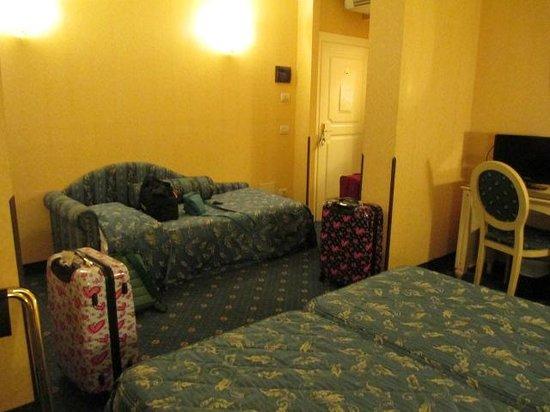 Hotel Ca' Formenta : Triple room 203_2