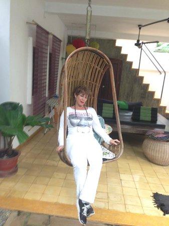Rambutan Resort - Siem Reap: Relaxing by the pool