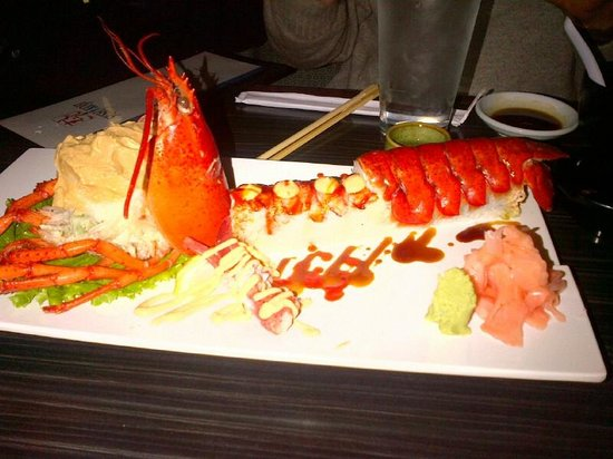 Sushi Go: special : lobster roll