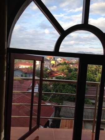 Viengvilay Guesthouse: room view D11