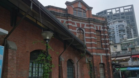 Ximen Red House - Ximending: 西門紅楼 裏手2
