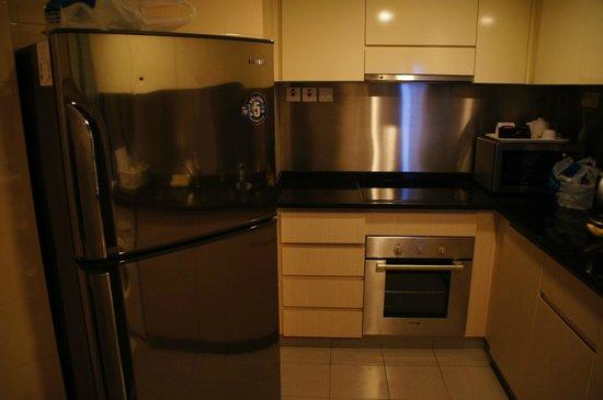 Somerset Grand Hanoi: keuken