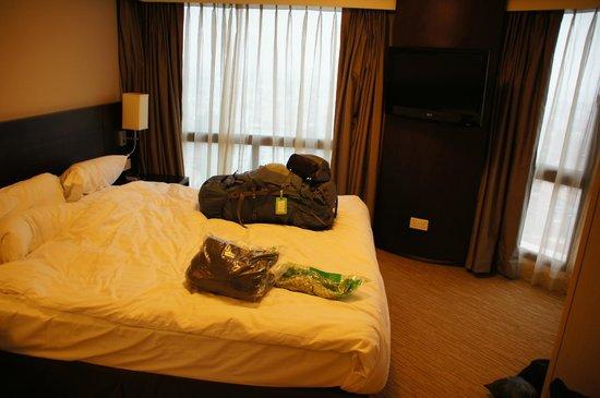 Somerset Grand Hanoi: slaapkamer1