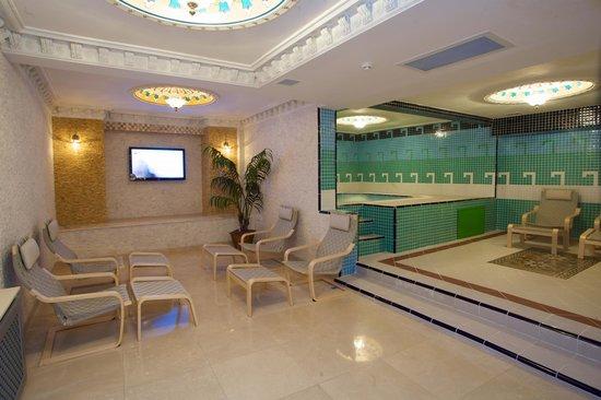Marmaray Hotel: Spa