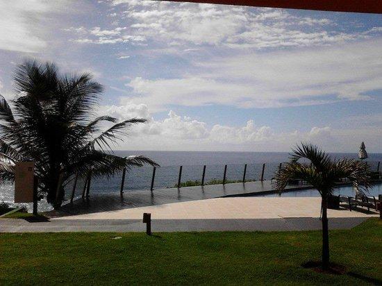 Pestana Bahia Lodge : sea