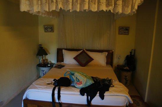 Betel Garden Villas: Slaapgedeelte