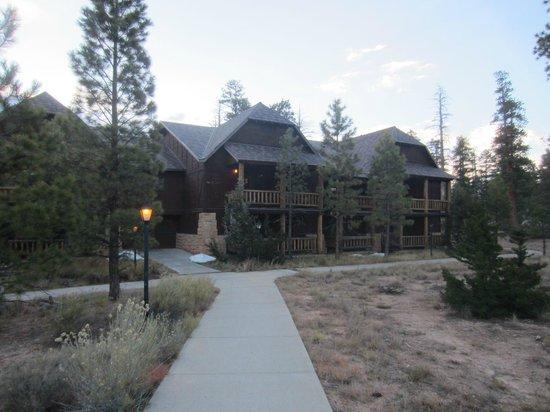Bryce Canyon Lodge: .