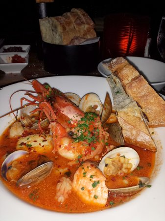 The Ritz-Carlton Key Biscayne, Miami : Half-portion Cioppino
