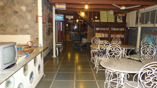 Jaipur Inn : cafe