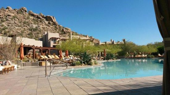 Four Seasons Resort Scottsdale at Troon North: Pool