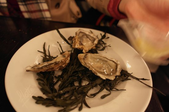 Flottes : Oysters