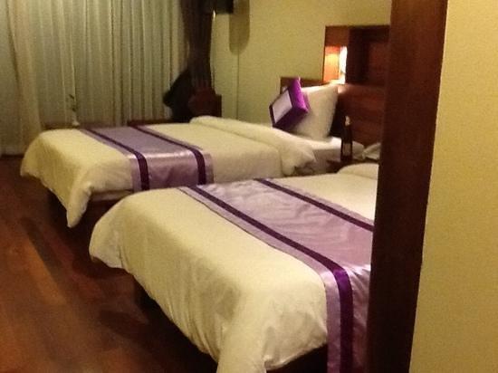 Angkor Miracle Resort & Spa : room at angkor miracle resort