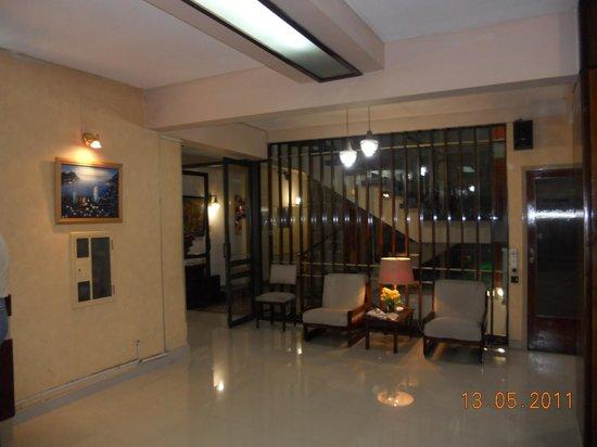 Dallas Hotel Tucuman : Hall