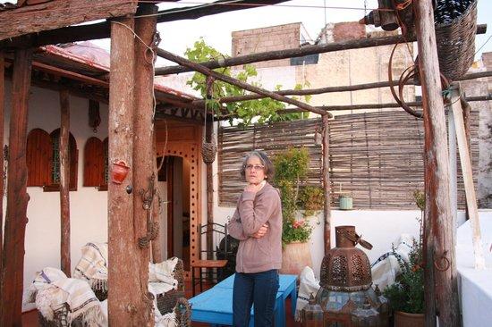 Dar KamalChaoui: La terrasse