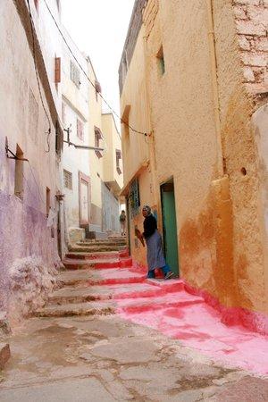 Dar KamalChaoui: ne rue de Bhalil