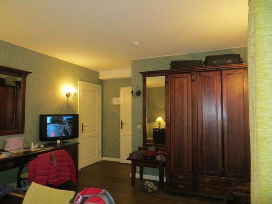 Taanilinna Hotell: Room 24