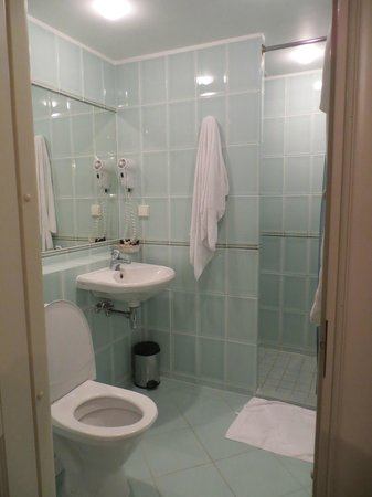 Taanilinna Hotell: Bathroom